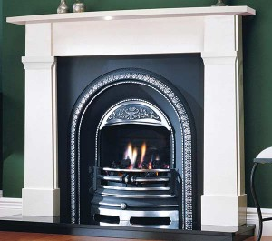 Fireplace Granite